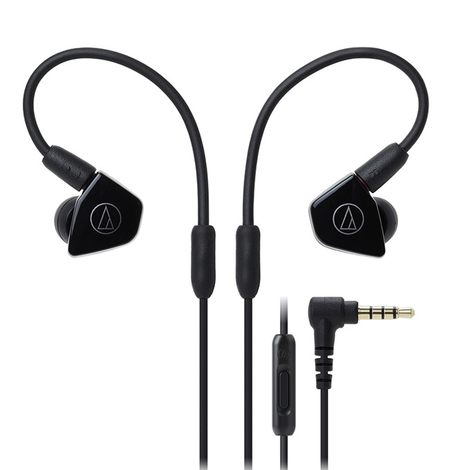 Audio-Technica ATH-LS50iS Black product