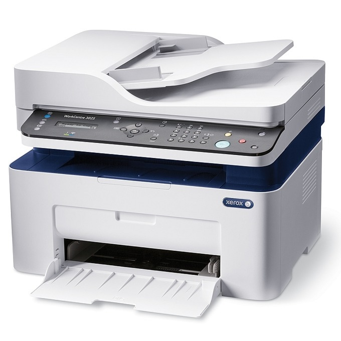 Xerox WorkCentre 3025N (with ADF)