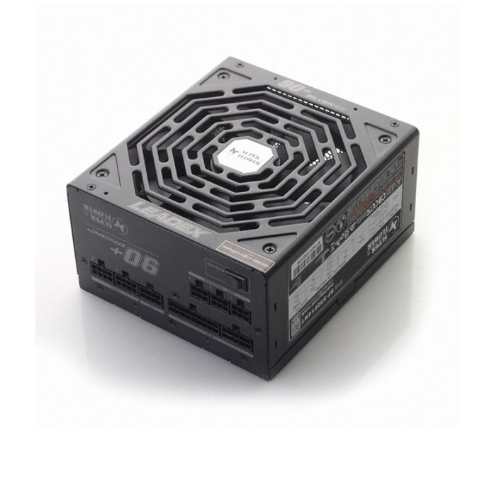 Захранване Super Flower Leadex Silver, 550W, Active PFC, 80+ Silver, изцяло модулно, 140мм вентилатор image