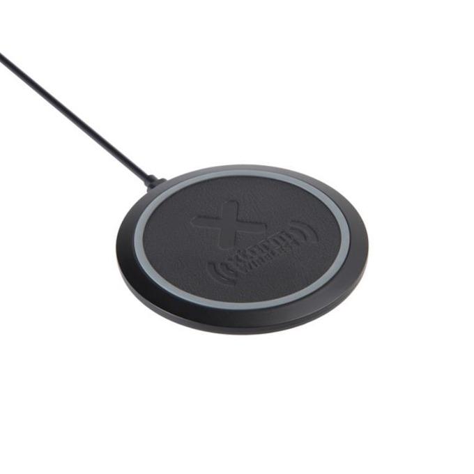 Безжично зарядно устройство A-Solar Xtorm XW202, 5V/2A, 9V/1,67A, черна image