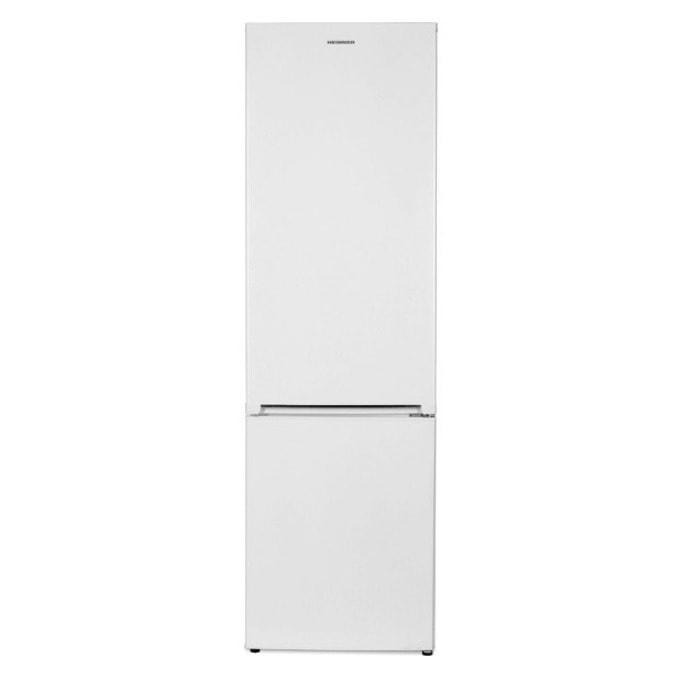 Хладилник с фризер Heinner HC-V268F+, 268 л. общ обем, свободностоящ, 257 kWh годишно, бял image