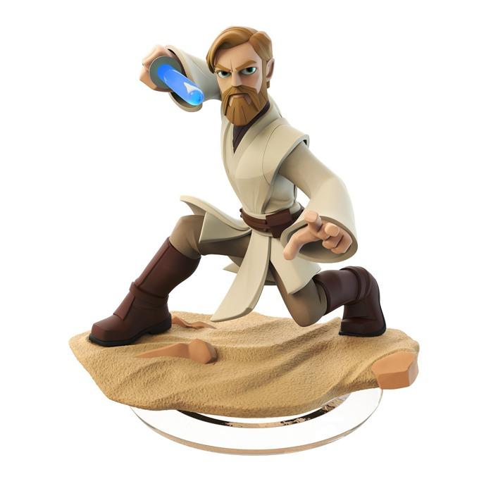Disney Infinity 3.0: Star Wars Obi-Wan Kenobi, за PS3/PS4, Wii U, XBOX 360/XBOX ONE, PC image