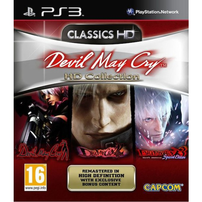 Devil May Cry: HD Collection, за PlayStation 3 image