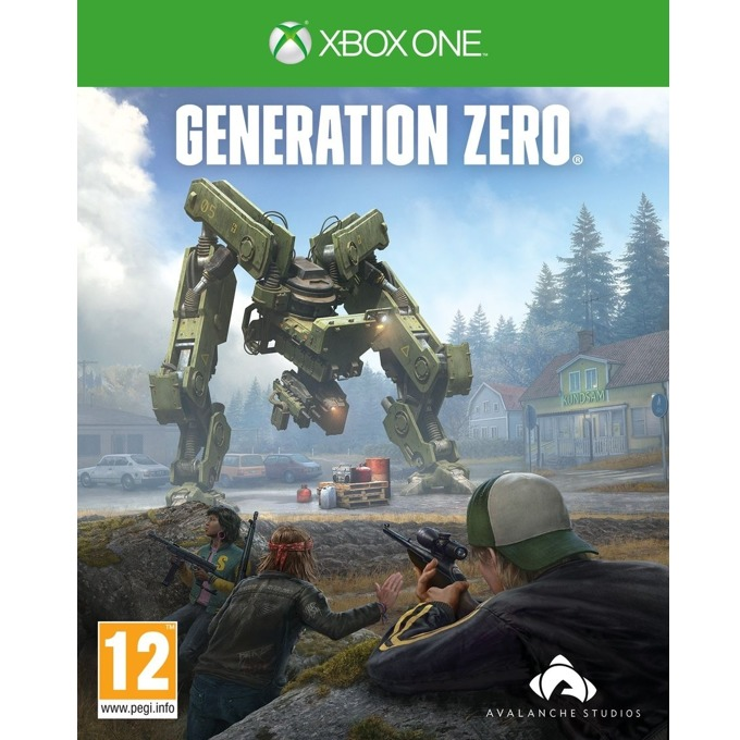 Generation Zero (Xbox One) product