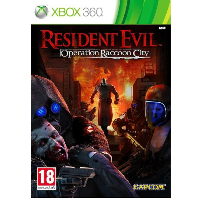 Игра за конзола Resident Evil: Operation Raccoon City, за XBOX360 image