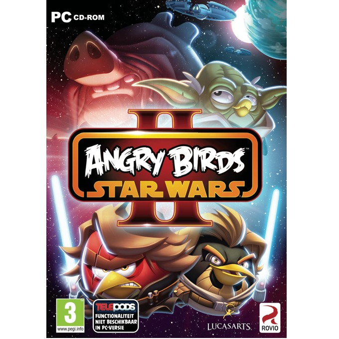 Angry Birds Star Wars 2, за PC image