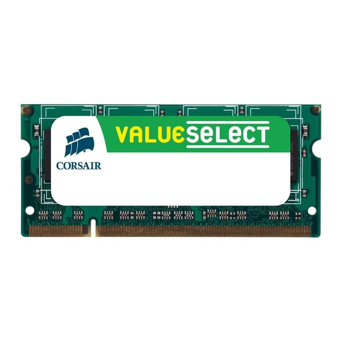 Памет 2GB DDR2 800MHz, Corsair, SODIMM  image