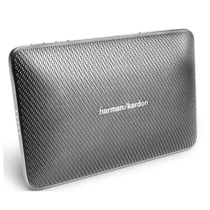 Тонколона harman/kardon Esquire 2, RMS(10W + 10W), Bluetooth, Lithium polymer 3200mAH, сива image