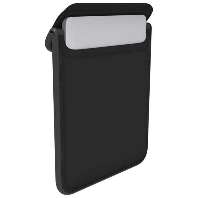 "Калъф /тип джоб/ Speck Flaptop Sleeve за MacBook Air 13"", водоустойчив, противоударен, черен/сив image"