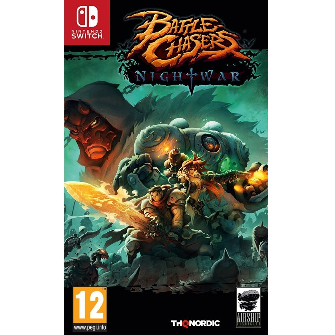 Battle Chasers: Nightwar, за Switch image