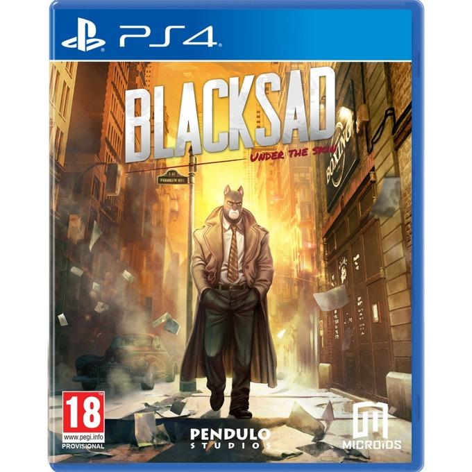 Игра за конзола Blacksad: Under the Skin, за PS4 image