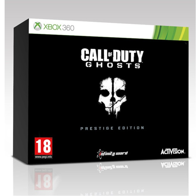 Call of Duty: Ghosts - Prestige Edition, за XBOX360 image