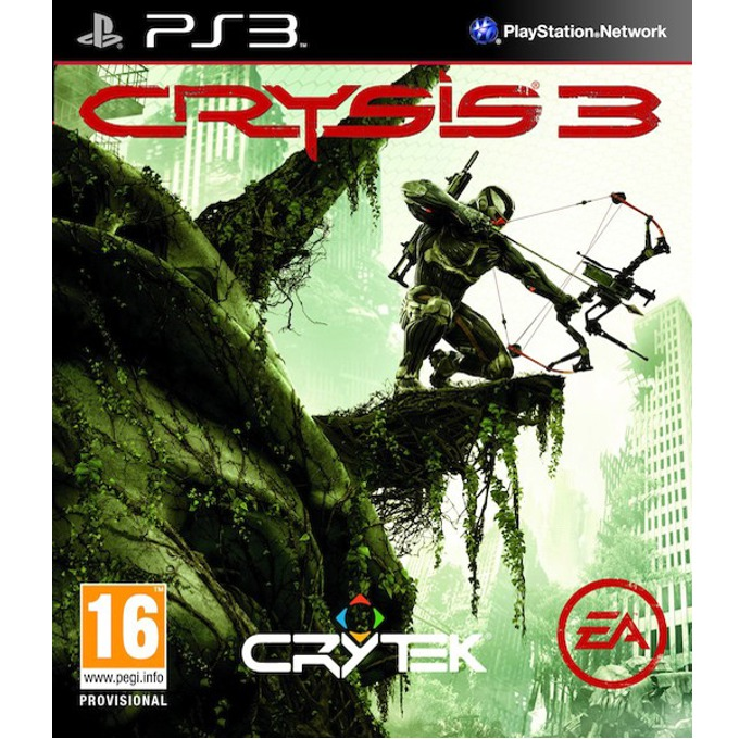 Crysis 3, за PlayStation 3  image