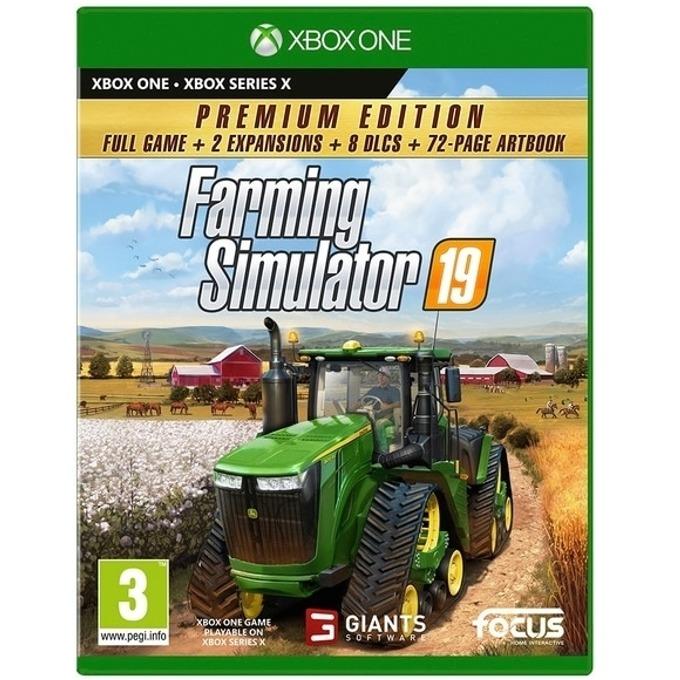 Farming Simulator 19 Premium Edition Xbox One product