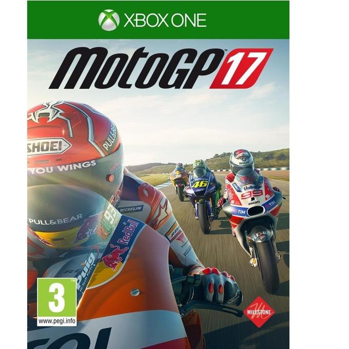 Игра за конзола MotoGP 17, за Xbox One image