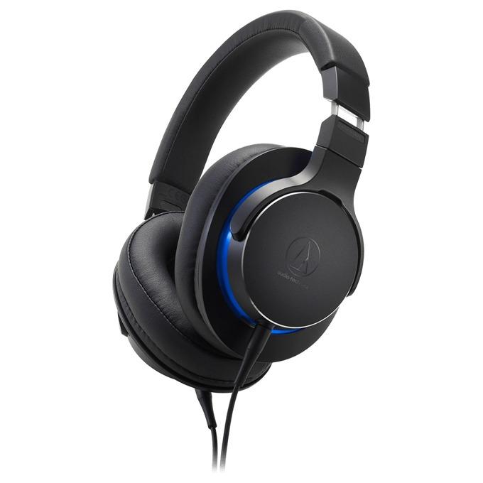 Слушалки Audio-Technica ATH-MSR7b - черни product