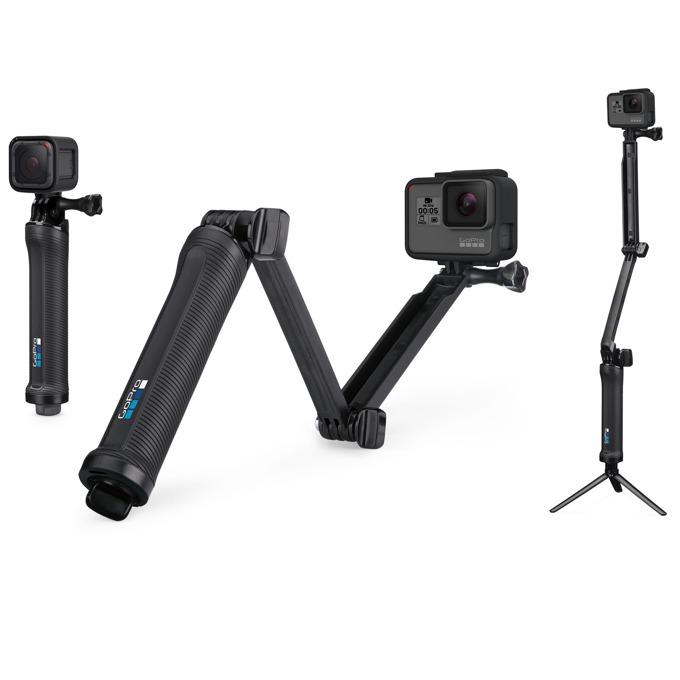 Mултифункционална ръкохватка GoPro 3-Way, съвместими за цялата серия на GoPro, водоустойчивa image