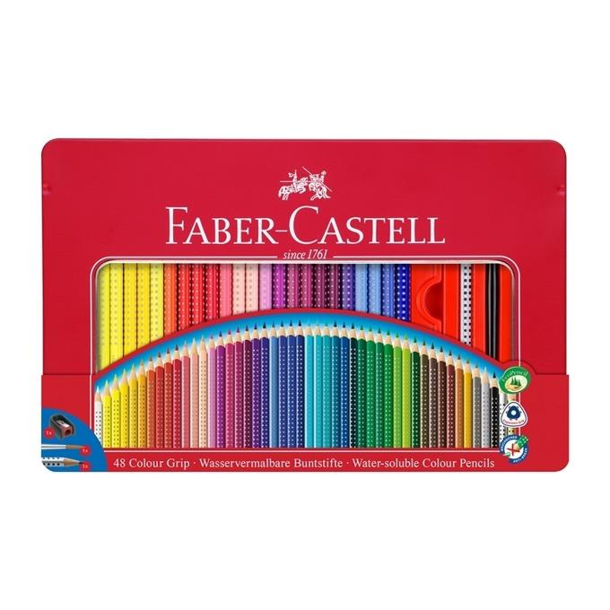 Faber-Castell Grip 2001 48 цвята