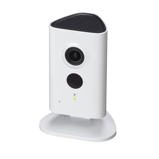 IP камера Dahua IPC-C46, (за дома), 4 Mpix(2688 x 1520@20FPS), 2.8 mm обектив, H.265/H.264, Wi-Fi Support, RJ-45 image