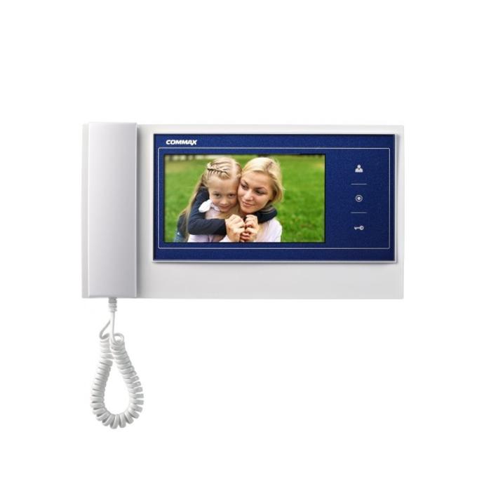 """Видеодомофон Commax CDV-70K, цветен 7.0""""(17.78 cm) TFT екран, до 2 камери  image"""