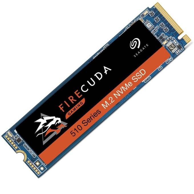 Seagate 500GB FireCuda 510 PCIe ZP500GM3A001 product