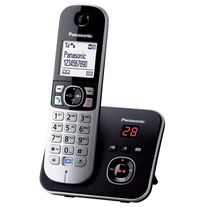 Безжичен телефон Panasonic KX-TG 6821FXB 1015121