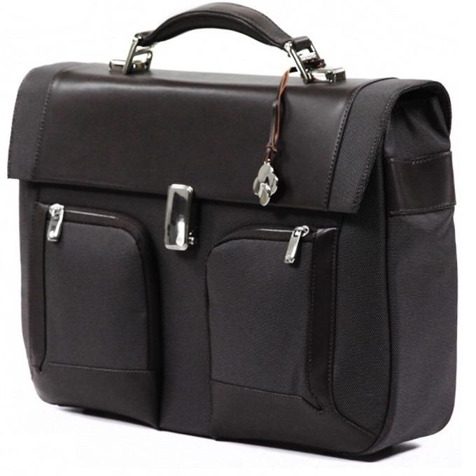 "Чанта за лаптоп Samsonite S-Teem-Briefcase 1 Gussets до 15.4""(39.12 cm), кафяв image"