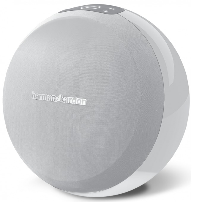Тонколона Harman/kardon OMNI 10 WH, 2.0, 50W RMS, Bluetooth/WiFi, бяла image