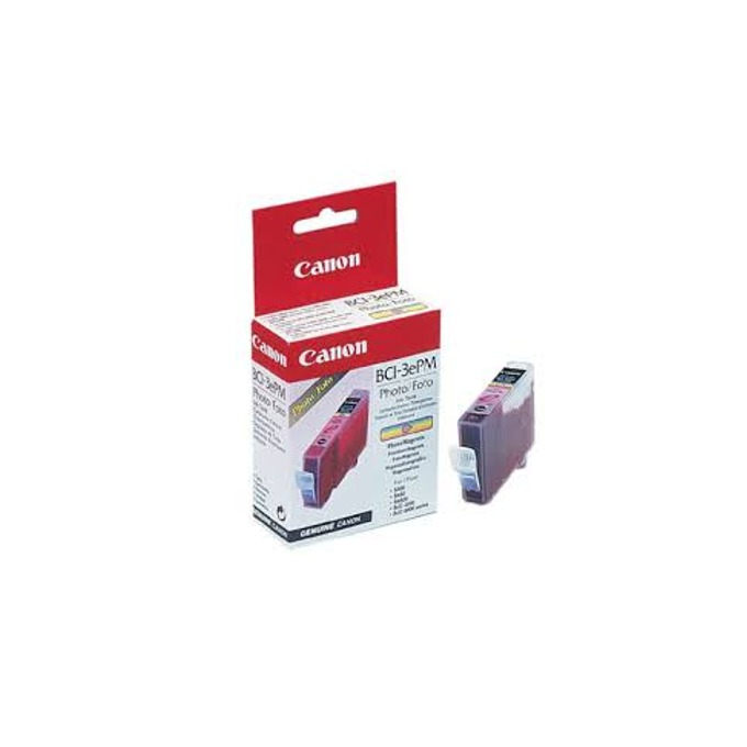 ГЛАВА CANON S400/450/4500/BJC-3000/6000 - Photo magenta - BCI-3ePM image