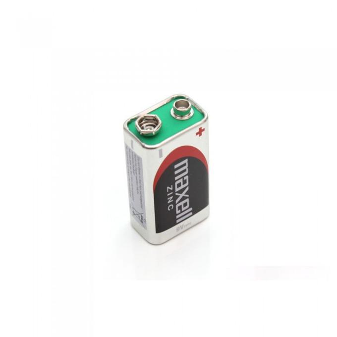 Батерия цинкова Maxell Zinc, 9V (6F22), 1 бр. image