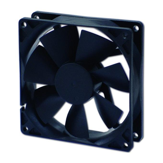 Вентилатор 140мм, EverCool EC14025H12BA, 2Ball 1800rpm image