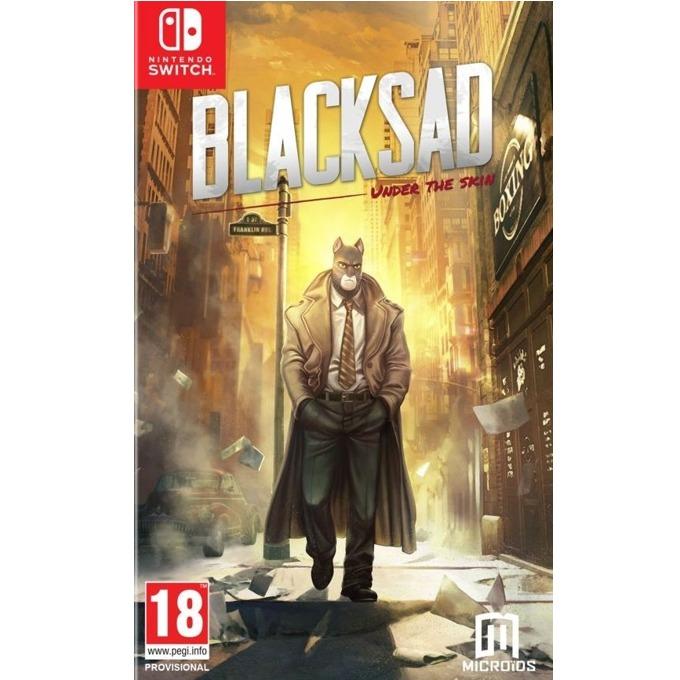 Игра за конзола Blacksad: Under the Skin, за Nintendo Switch image