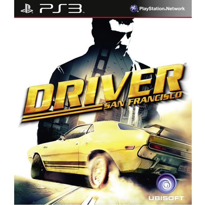 Игра за конзола Driver San Francisco, за PlayStation 3  image