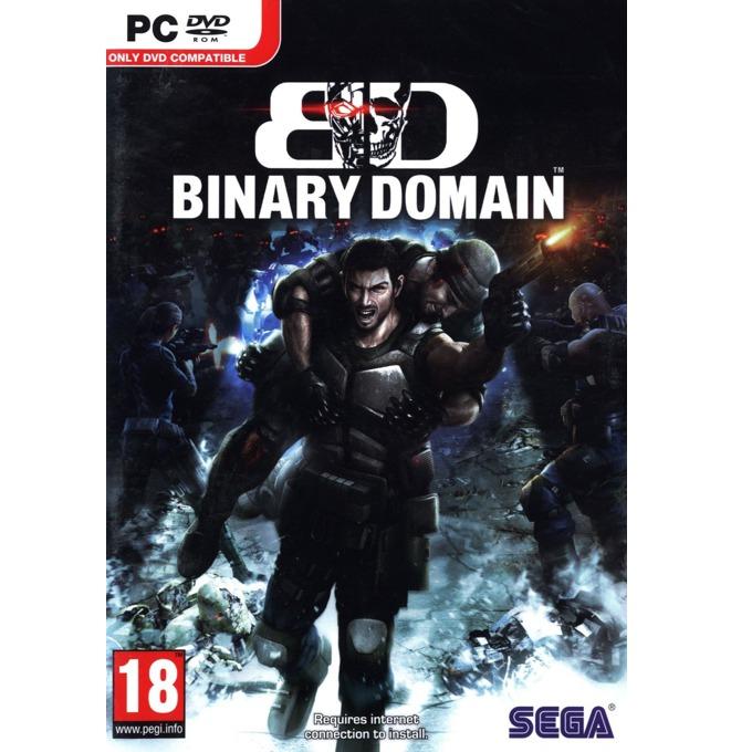 Игра Binary Domain, за PC image