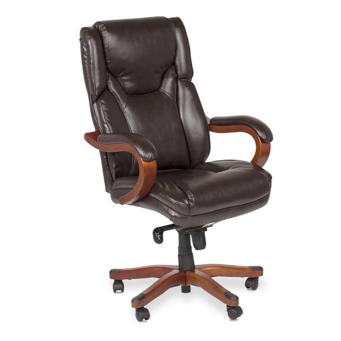 Директорски стол Carmen 6400, черен image