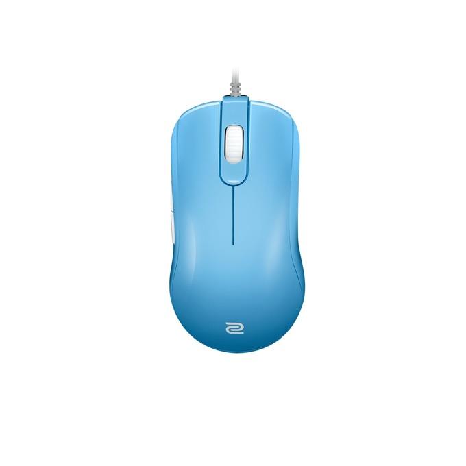 Мишка Zowie FK1+-B DIVINA Blue (XL), оптична (3200dpi), USB, гейминг, син image