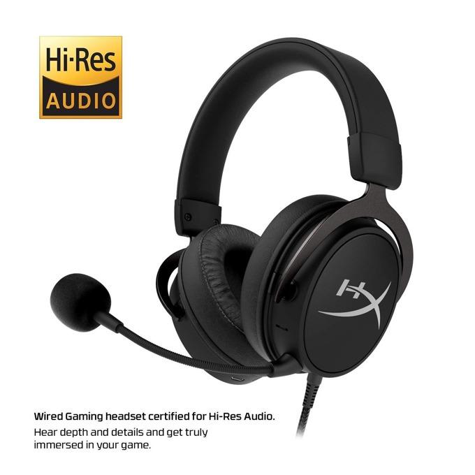 Слушалки HyperX Cloud MIX, безжични, Bluetooth, микрофон, гейминг, черни image