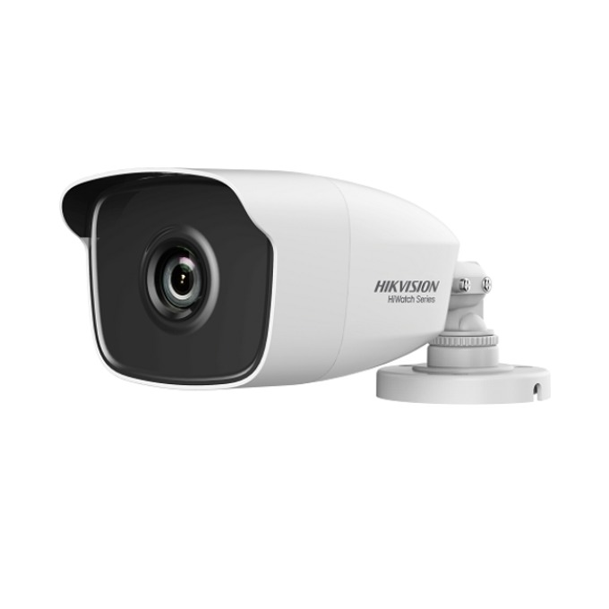 "HDCVI камера HikVision HWT-B240-M, насочена ""bullet"" камера,, 4MPix(2560x1440@25fps), 2.8/3.6/6 mm, IR осветеност (до 40 m) външна IP66 image"