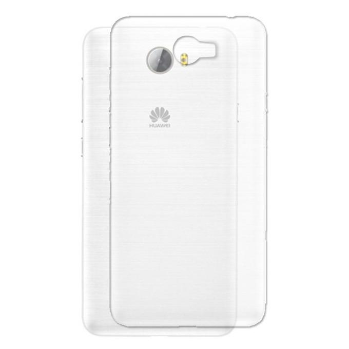 Оригинален протектор Huawei за Y5 II, прозрачен image