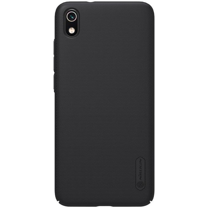 Калъф за Xiaomi Redmi 7A, твърд гръб, Nillkin, черен image