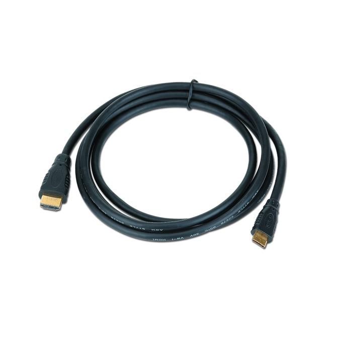 Кабел HDMI(м) към HDMI(м), 3m, черен image