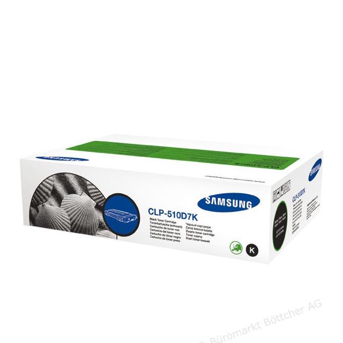 КАСЕТА ЗА SAMSUNG CLP510 - Black - P№ CLP-510D7 product
