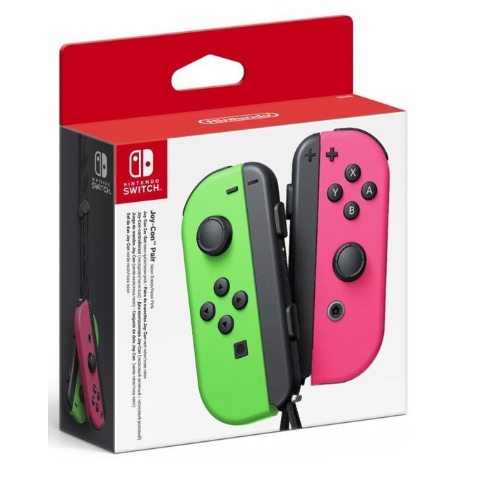 Nintendo Switch Joy-Con Green/Pink product