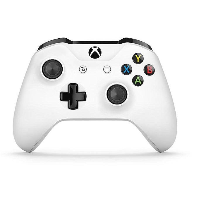 Microsoft Xbox One White WL product