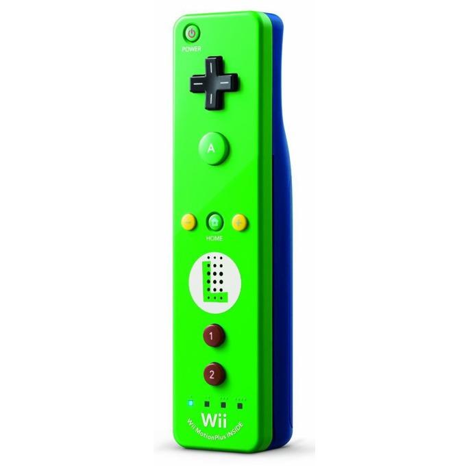 Nintendo Wii U Remote Plus Controller - Luigi product