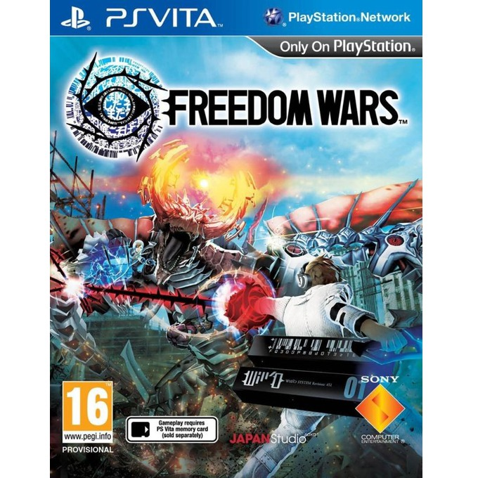 Freedom Wars product