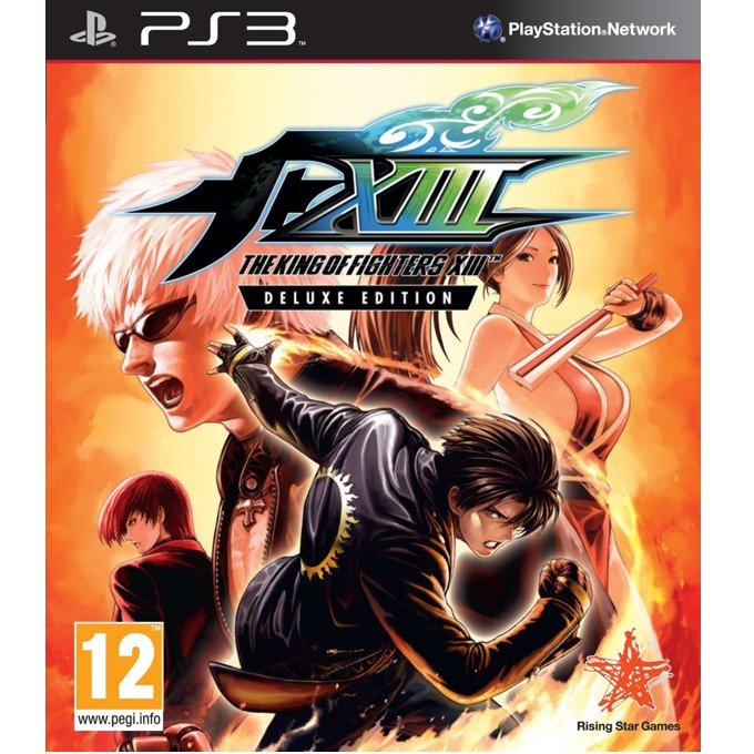 King of Fighters XIII - Deluxe Edition, за PS3 image