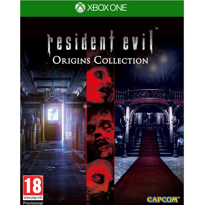 Игра за конзола Resident Evil Origins Collection, за Xbox One image
