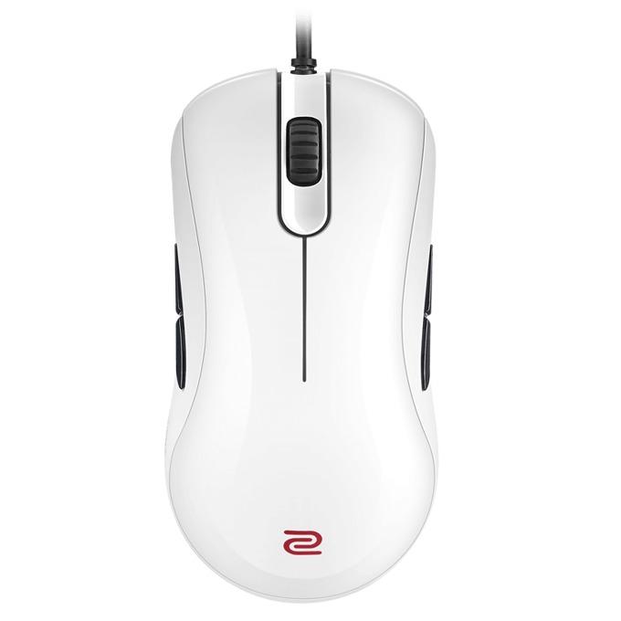 Мишка ZOWIE ZA11, оптична (3200 DPI), гейминг, USB 3.0, бяла image