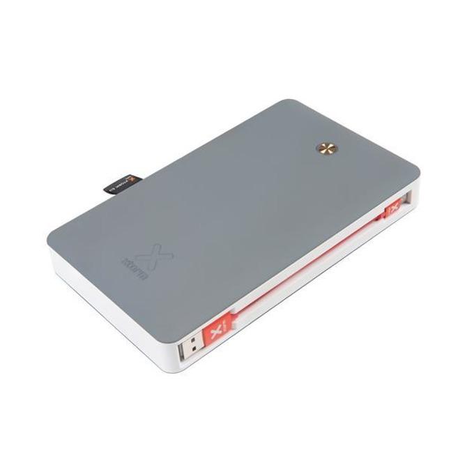 Външна батерия/power bank/ A-solar Xtorm XB203, 27 000mAh, 3х USB ,1x USB-C, 5-20V/3A, сива image